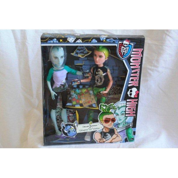 Monster High  Dukke