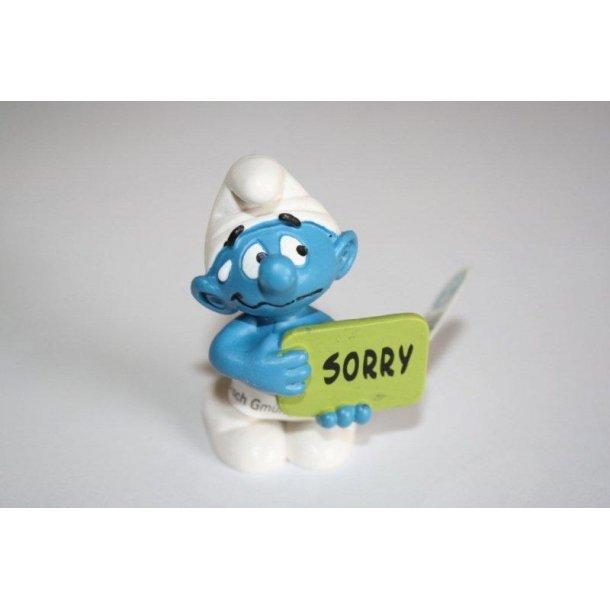 Sorry   smølf
