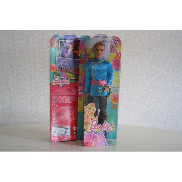 Barbie  secret  door  prince