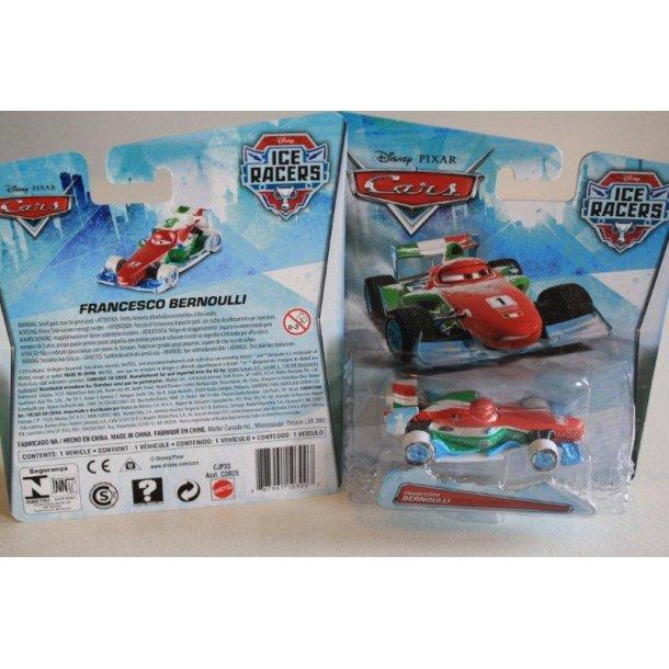 CARS  Ice  racers
