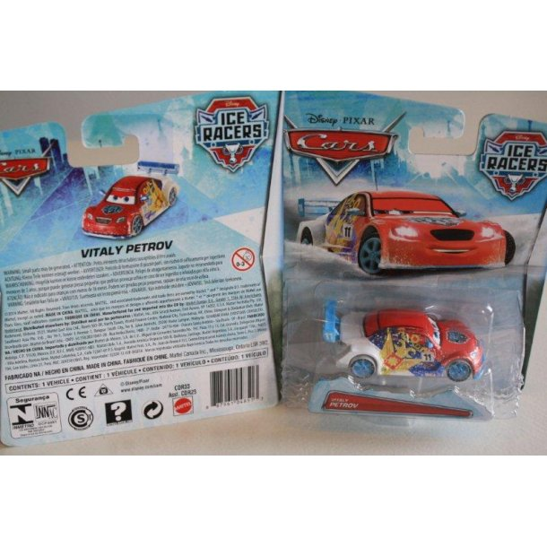 CARS  Ice  racers
